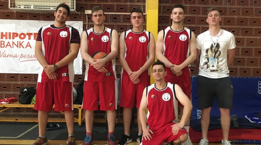 SSST - SSST Students attend regional medical school sports cup
